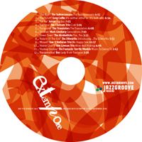 extempore 5 CD from Jazzgroove