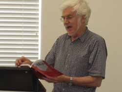 Geoff Page Reading