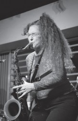 Sandy Evans, The Sydney Women's Jazz Collective