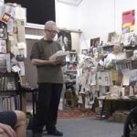 David Pepperell 'Dr Pepper' reading poems