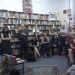 Audience at the Collected Works reading in Melbourne