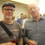 Des Cowley and Graeme Kinross-Smith