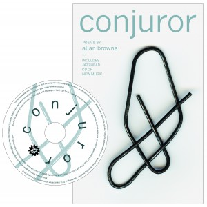Conjuror. Cover design by Ian Robertson Graphic Design