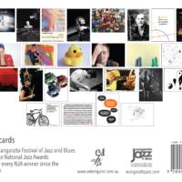 Jazz Postcards – Wangaratta 25 years